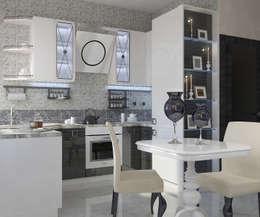 classic Kitchen by Vera Rybchenko