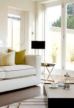 Projekty,  Salon zaprojektowane przez In:Style Direct