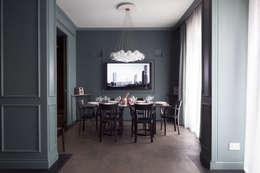 Столовые комнаты в . Автор – Studio Andrea Castrignano