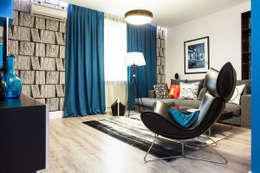 Ruang Keluarga by Nika Loiko Design