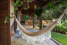Terrace by Lucia Manzano
