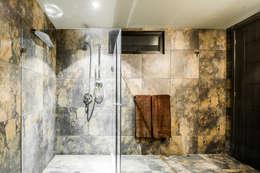 industrial Bathroom by Con Contenedores S.A. de C.V.