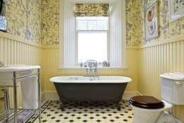 Baños de estilo clásico por adam mcnee ltd
