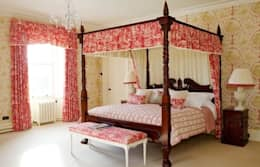 classic Bedroom by adam mcnee ltd