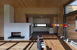 Comedores de estilo moderno por pedit&partner architekten