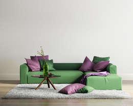 اتاق نشیمن by Woodenfactory