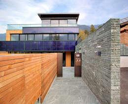 Casas de estilo moderno por pedit&partner architekten