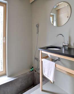 Ванные комнаты в . Автор – Magdalena Zawada