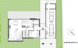 Дома в . Автор – Prodom Architektura i Konstrukcja