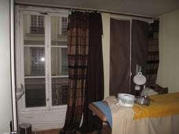 eclectische Slaapkamer door Studio Pan