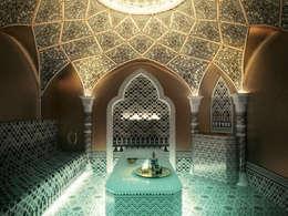 Хамам: Спа в . Автор – Defacto studio