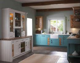 Projekty,  Kuchnia zaprojektowane przez Alaris London Ltd