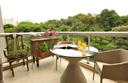 Terrazas de estilo  por Eduardo Luppi Paisagismo Ltda.