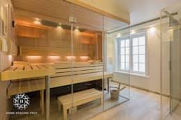 landelijke Spa door Home Staging Sylt GmbH