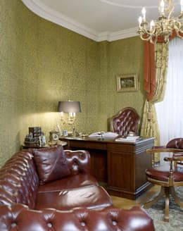 colonial Study/office by Prosperity