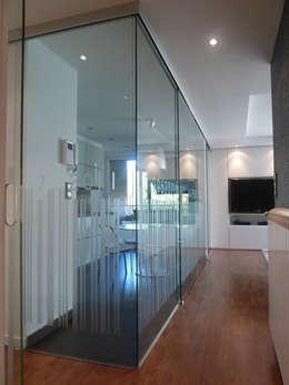 12 porte in vetro fantastiche per tutta la casa for Aplicacion para diseno de cocinas