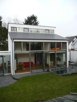 منازل تنفيذ waldorfplan architekten