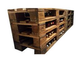 Bodegas de estilo industrial por Arrows GmbH