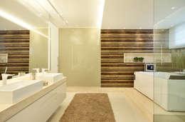 حمام تنفيذ Arquitetura e Interior
