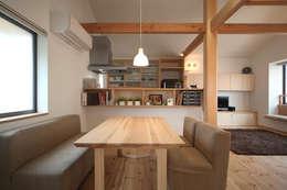 ห้องทานข้าว by 青木昌則建築研究所