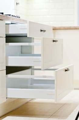 Realizacja - prywatna posesja II: styl , w kategorii Kuchnia zaprojektowany przez Meble Ideal