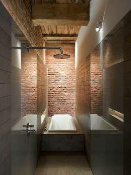 Projekty,  Łazienka zaprojektowane przez Donald Architecture