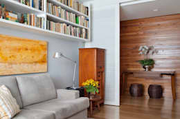eclectic Study/office by Da.Hora Arquitetura
