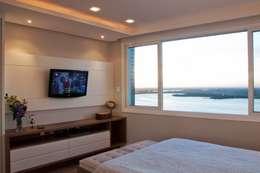 modern Bedroom by Tania Bertolucci  de Souza  |  Arquitetos Associados