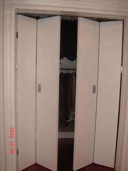 10 puertas plegables fant sticas - Puertas plegables para armarios ...
