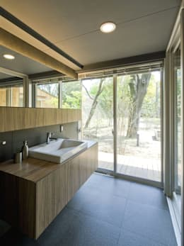 浴室 by IBC DESIGN