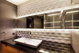 Udesign Architecture – Fulya Daire: modern tarz Banyo