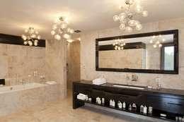 浴室 by RAJEK Projektowanie Wnętrz