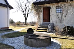 Сады в . Автор – Grzegorz Popiołek Projektowanie Wnętrz