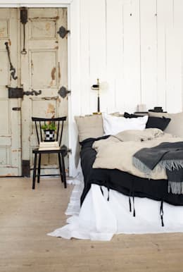 Products: rustic Bedroom by Nyblom Kollén AB