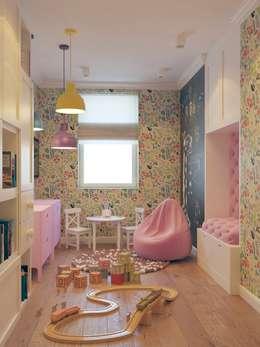 Dormitorios infantiles de estilo moderno por Finchstudio