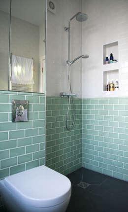 Bold Bathroom Wall Tiles