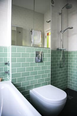 moderne Badezimmer von Blue Cottini