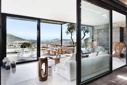 modern Living room by Engel & Völkers Bodrum