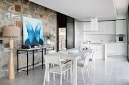 modern Dining room by Engel & Völkers Bodrum