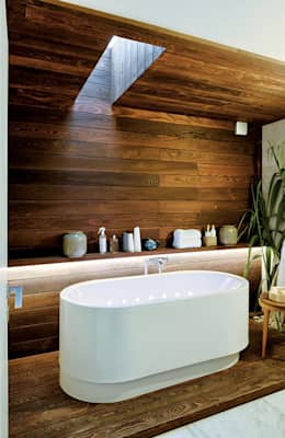 Engel & Völkers Bodrumが手掛けた浴室