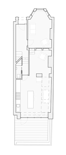 by Bradley Van Der Straeten Architects