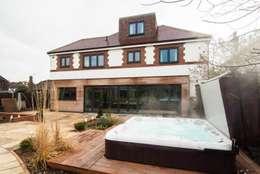 de style  par Bradley Van Der Straeten Architects