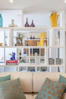 MARCY RICCIARDI ARQUITETURA E INTERIORES: minimal tarz tarz Oturma Odası
