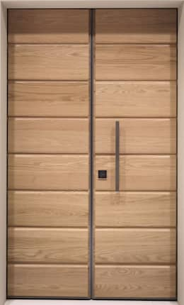 Windows & doors  تنفيذ ALIAS PORTE BLINDATE