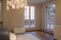 minimalistic Bedroom by luogo comune