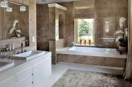 Ванные комнаты в . Автор – ASA Autorskie Studio Architektury