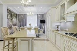 Дом в Дагомысе: Кухни в . Автор – Креазон