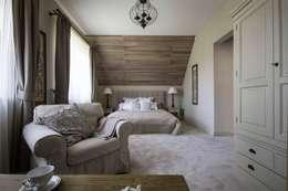Dom w Polanicy: styl , w kategorii Sypialnia zaprojektowany przez ASA Autorskie Studio Architektury