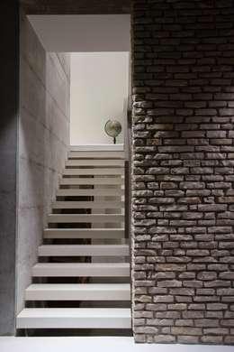 Giraldi Associati Architetti:  tarz Duvarlar