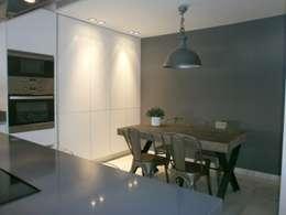 Cocinas de estilo minimalista por Cocinasconestilo.net